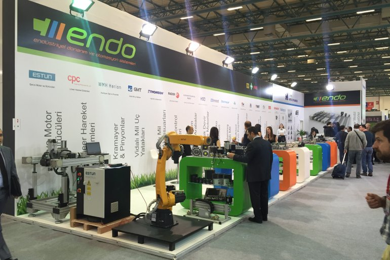 ENDO WIN AUTOMOTION MART 2016 I