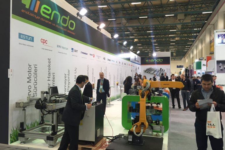 ENDO WIN AUTOMOTION MART 2016 II